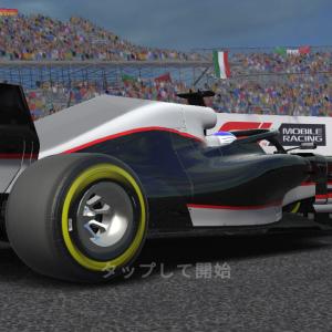 F1 MOBILE RACING を検証する 〜コーナリング編〜