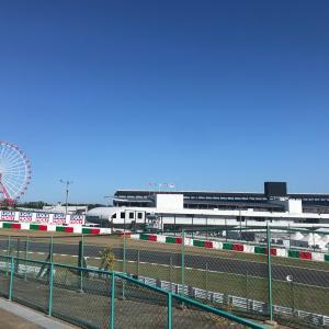 F1第17戦 日本GP決勝