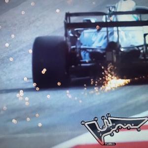 F1第19戦 アメリカGP予選