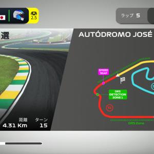 ブラジルGPをゲームで走ってみよう!