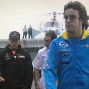 過去のレースを振り返る 2005年ブラジルGP