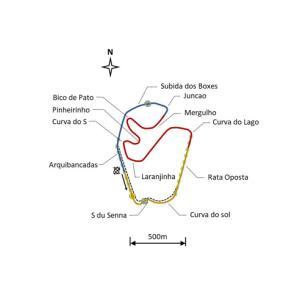 F1第20戦 ブラジルGP予選予想!
