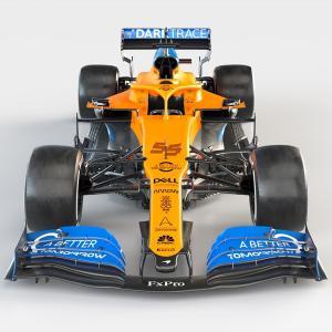 2020新車をみる マクラーレンMCL35