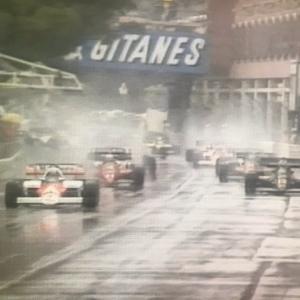 過去のレースを振り返る 1984年モナコGP