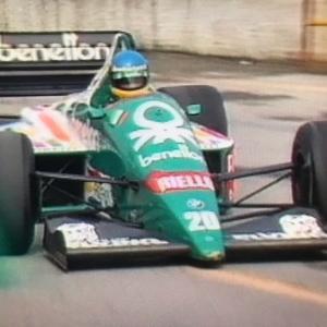 過去のレースを振り返る 1986年メキシコGP
