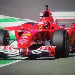 F1第9戦 トスカーナGP決勝