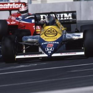 名車を振り返る ウィリアムズFW10