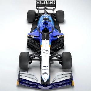 2021新車をみる ウィリアムズFW43B
