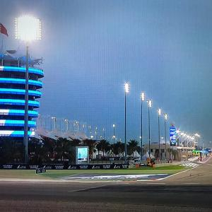 F1開幕戦 バーレーンGP予選
