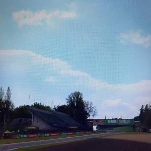 F1第2戦 エミリア・ロマーニャGP予選