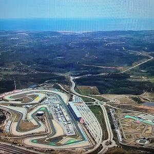 F1第3戦 ポルトガルGP決勝