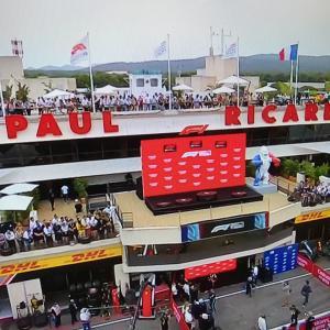 F1第7戦 フランスGP予選