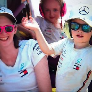 F1第10戦 イギリスGP決勝