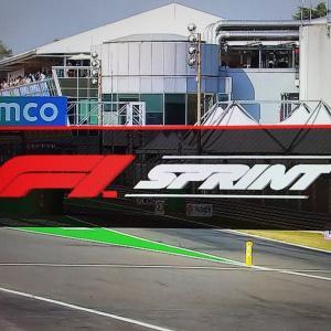 F1第14戦 イタリアGPスプリント予選