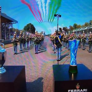 F1第14戦 イタリアGP決勝