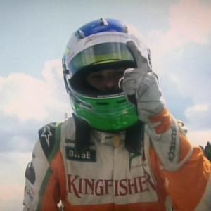過去のレースを振り返る 2009年ベルギーGP