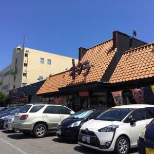 IKEA港北 近くのファミレス的洋食店・カフェプラザオークラ