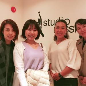 南城久美子さんのオンラインサロン・イベント「櫻田千晶先生のウォーキングレッスン」開催しました。