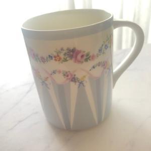 ポーセラーツ:生徒さま作品★インストラクターコース修了制作☆マグカップ
