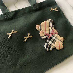 rinosu:harmony bag by RINOSU とっても可愛いクマちゃん☆