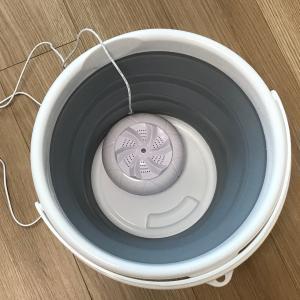 旅の知恵袋:USB洗濯機の実力を検証ー旅行で使えるのか?ー