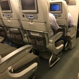 JALマイレージ修行16:セントレア(中部国際空港)で雨漏り??