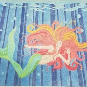 6-16-261 恋する人魚