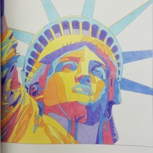 7-7-262 自由の女神