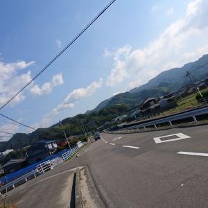 【130/131日目】バイクとラントレ(先週)。