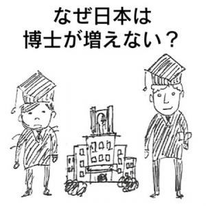 「博士」生かせぬ日本企業 取得者10年で16%減: 日本経済新聞