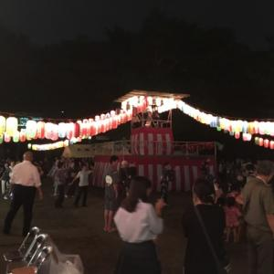 町会盆踊り2日目