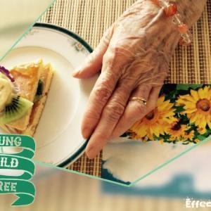 91♪もーすぐの敬老の日にも*お祝いのテーブルコーデを「再インテリア」*