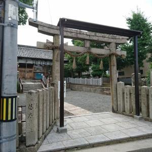 伯太神社(和泉市)