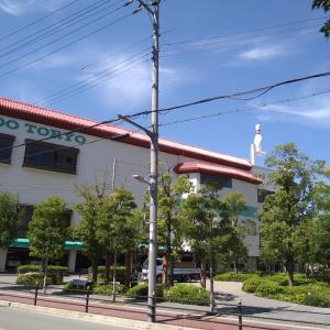 香具波志神社三津屋御旅所(大阪市淀川区)