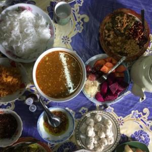 ミャンマー人の家族のあり方