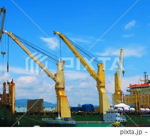 神戸ポートライナー北埠頭駅で降りて港を撮る&神戸ハーバーランド付近の海