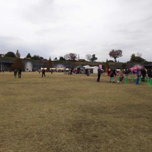 しっぽフェスタ2018昭和記念公園へ