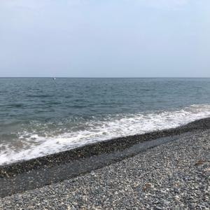 2021年6月25日、浜佐美海岸キス釣り