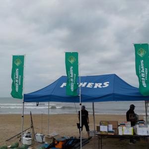 2019年7月14日、FISHERS SUPERCUP投 石川大会