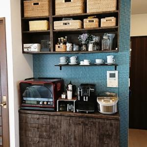 ◆使いにくいキッチン開き戸改造DIY♪
