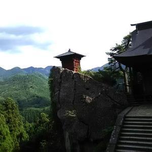 本日山寺詣で