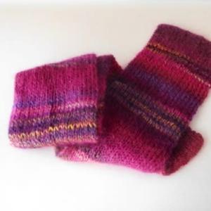 手編みの一品