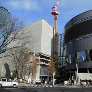 新宿西口風景