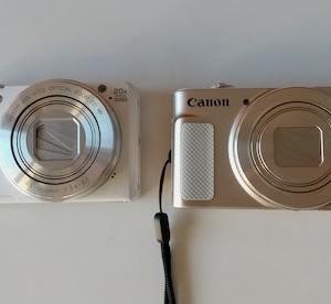 Canonコンパクトカメラ