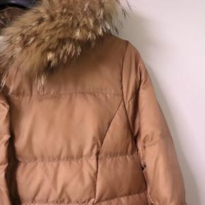 【少ないアウターで着回す】冬のコートは2着。長年着ているダウンコートを公開します。