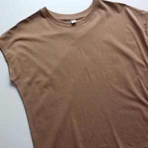 夏服準備|ユニクロで購入したTシャツ2枚のご紹介