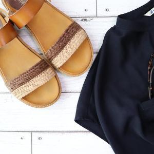40代ミニマリスト、夏の靴は4足で履き回す