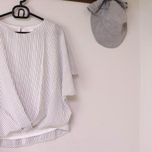 シンプルで着回しやすい夏服を追加購入&コーデ