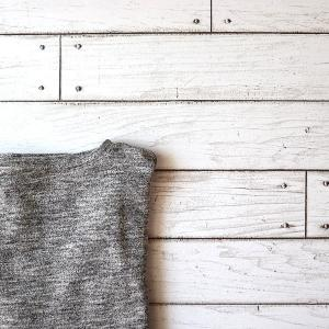 【ユニクロ】シンプルな長袖を買うなら、ストレッチスラブボートネックTがオススメです。