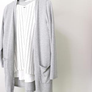 【ミニマリストの服】小学校授業参観、シンプルなコーデを公開します。